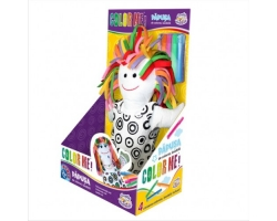 Papusa de colorat, firma D-Toys